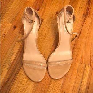 Stuart Weitzman Nudist heels